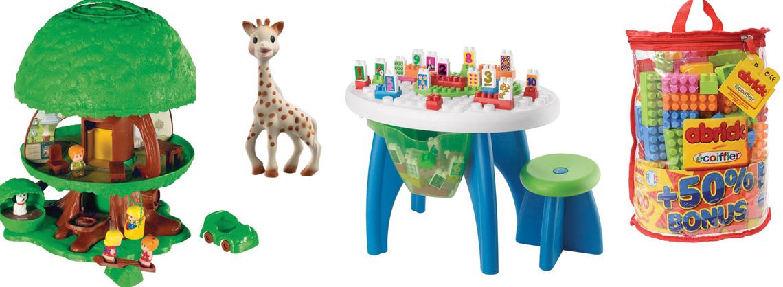 les jeux et jouets sont en ligne et dans les magasins de holidays oo. Black Bedroom Furniture Sets. Home Design Ideas