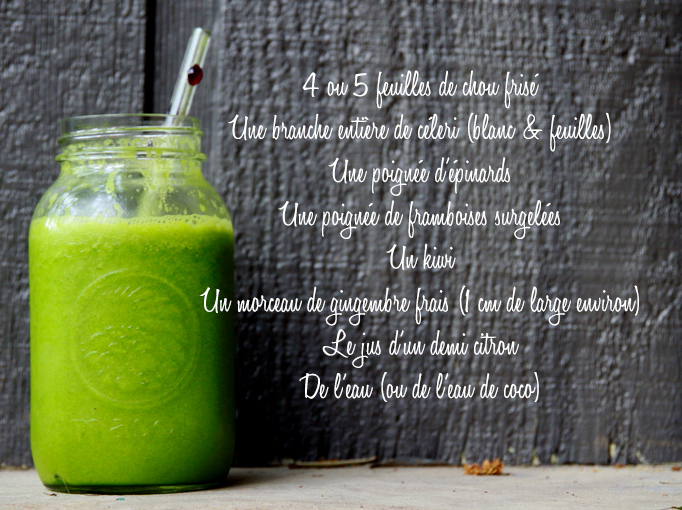 green-smoothie-recette